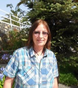 Sybille Julitz Nacionalidad: Alemana Vivo permanente en La Palma desde 2000