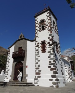 Iglesia de Nstra. Sra. de las Angustias
