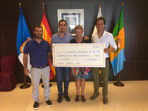 donación a Breña Baja